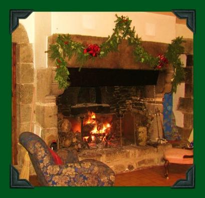 Christmas Kitchen - 16th century2012