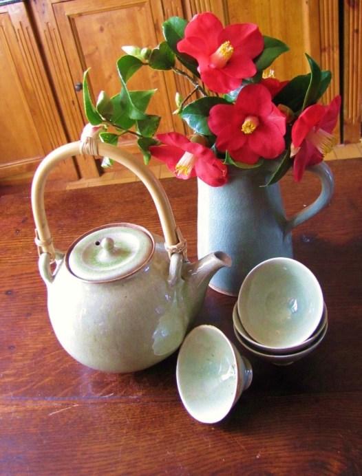Porcelain Tea Set - Michel Francois