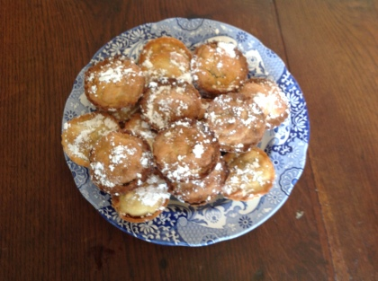Homemade mincemeat pies - Les Trauchandieres